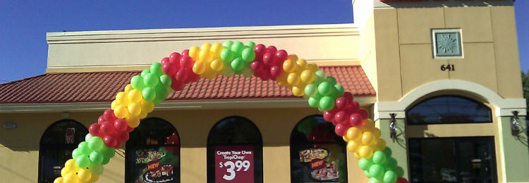 Balloonacy Has the Party Décor Needed to Make Your Store Opening Picture Perfect