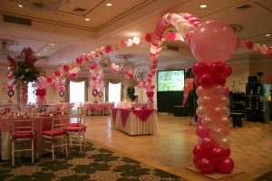 Valentine's Day 2017 Balloon Arrangements