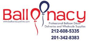 Balloonacy! Logo