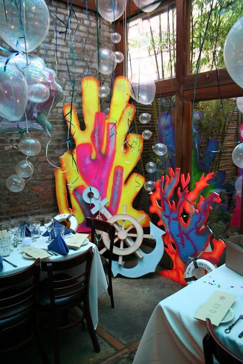 Balloonacy pirate theme
