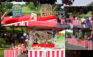 The Carnival You Can Choose From Include Milk Toss Using Bean Bangs To Land Three In A Ring Tossing Rings Onto Stems